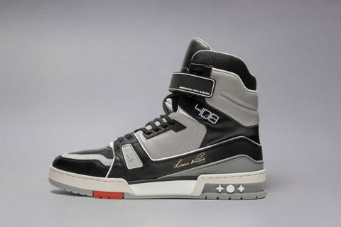 64bd7eb80e Is Louis Vuitton s LV 408 Trainer Inspired By This Retro Sneaker