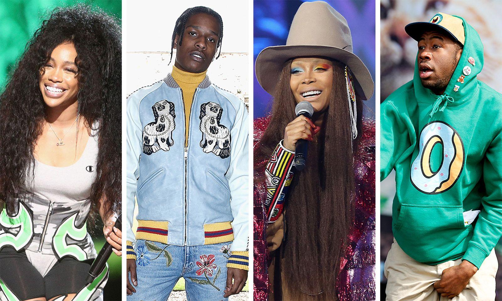 iii points festival 2019 lineup A$AP Rocky erykah badu sza