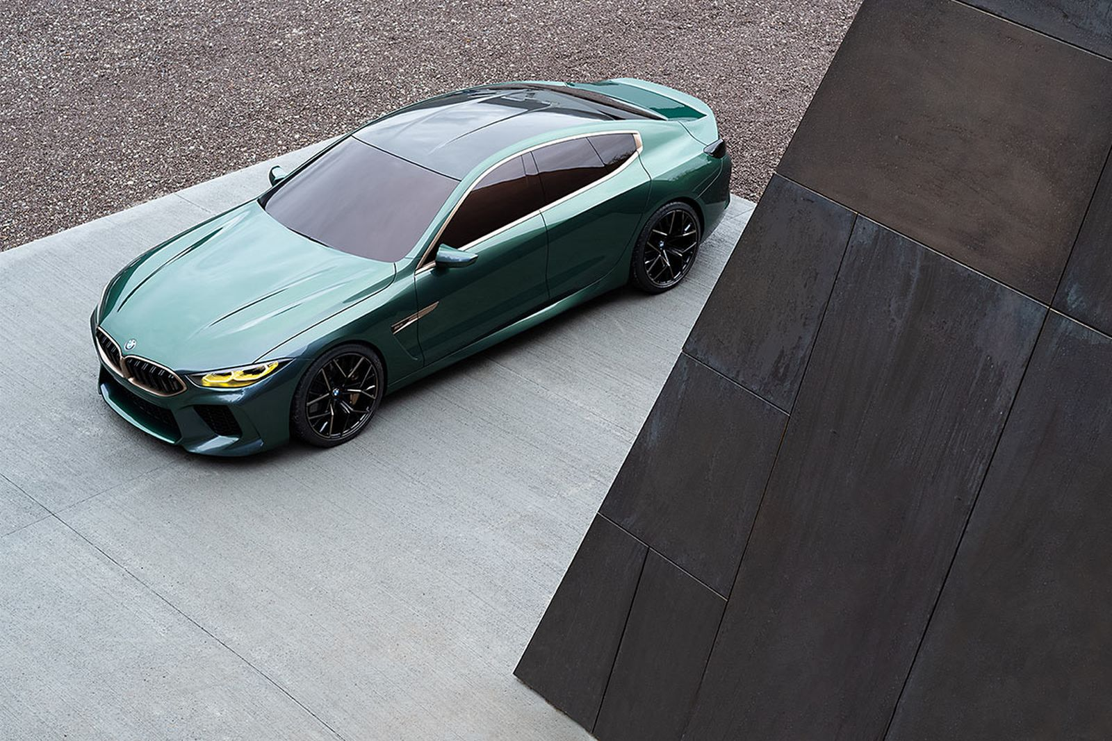 bmw m8 gran coupe modern luxury BMW Concept M8 Gran Coupé