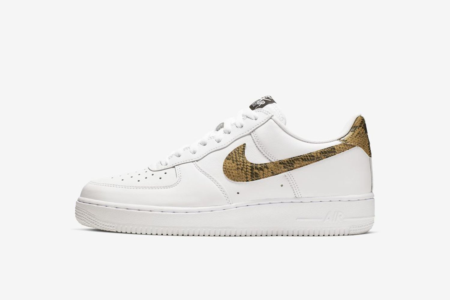 "Air Force 1 ""Ivory Snake"""