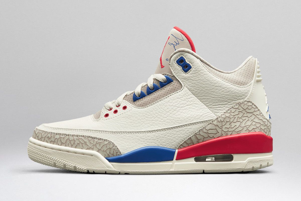 the latest e244a 22355 Air Jordan 3  A Beginner s Guide to Every Release