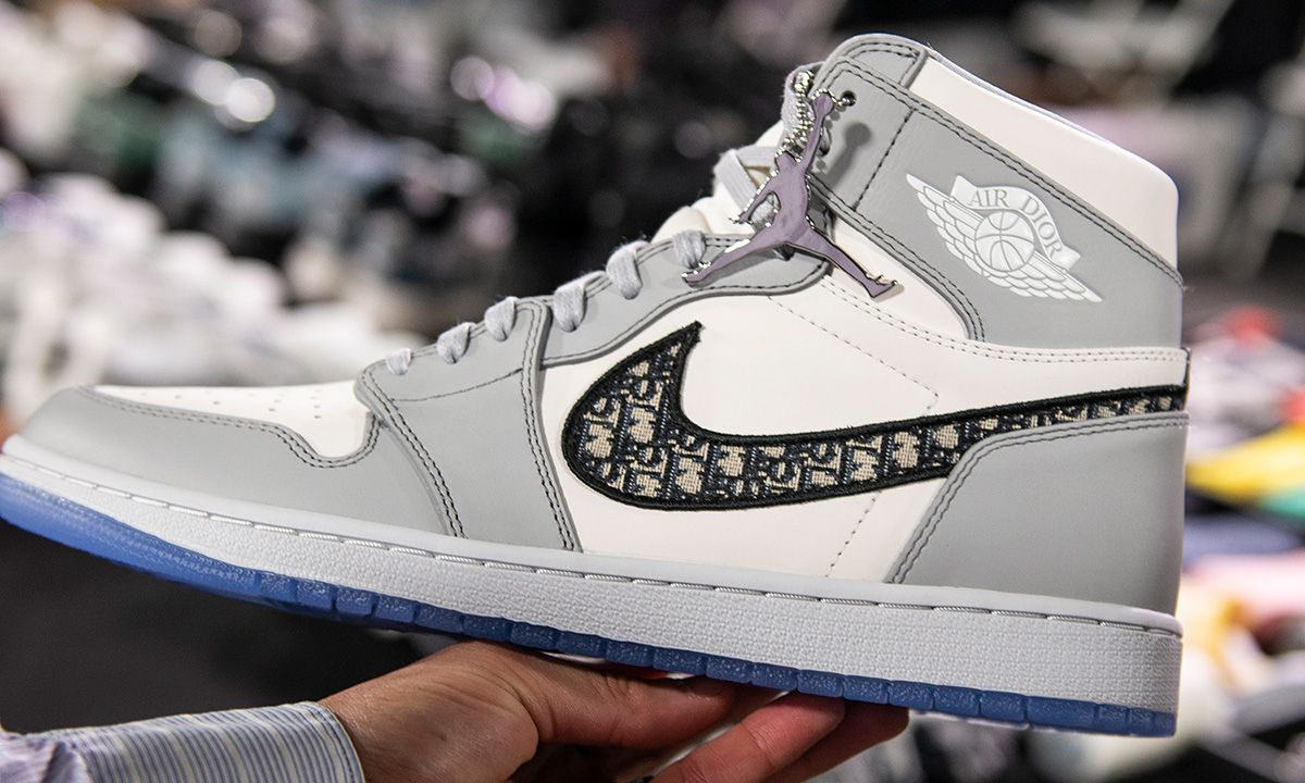 Dior x Nike Air Jordan 1: Official Release Information & Images