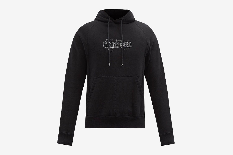 Doe-Print Sweatshirt