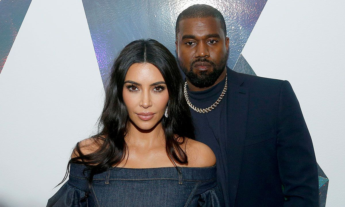 Kim & Kanye Are Selling Their Brutalist Calabasas Condo for $3.5 Million