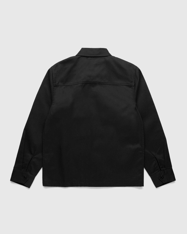 Highsnobiety x Dickies – Service Shirt Black - Image 2