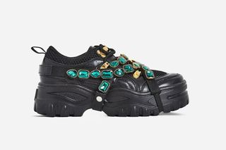 free delivery 100% quality moderate cost Gucci Flashtrek Lookalike Costs Just $75: See It Here