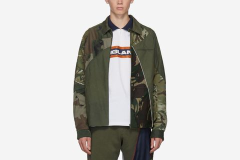 Patch Harrington Jacket