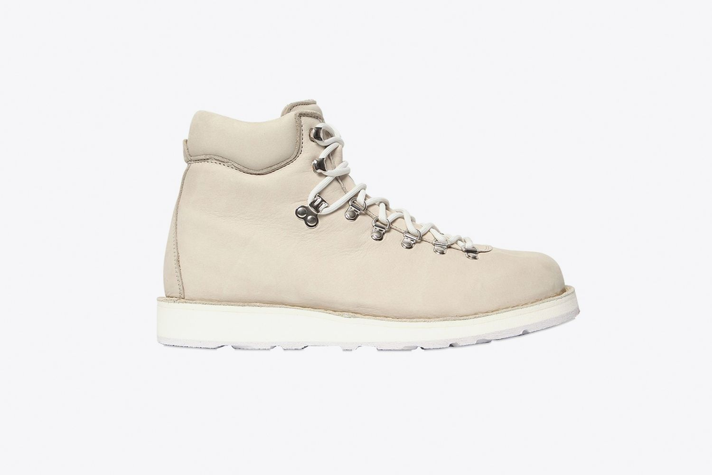 De Roccia Vet Nubuck Hiking Boots