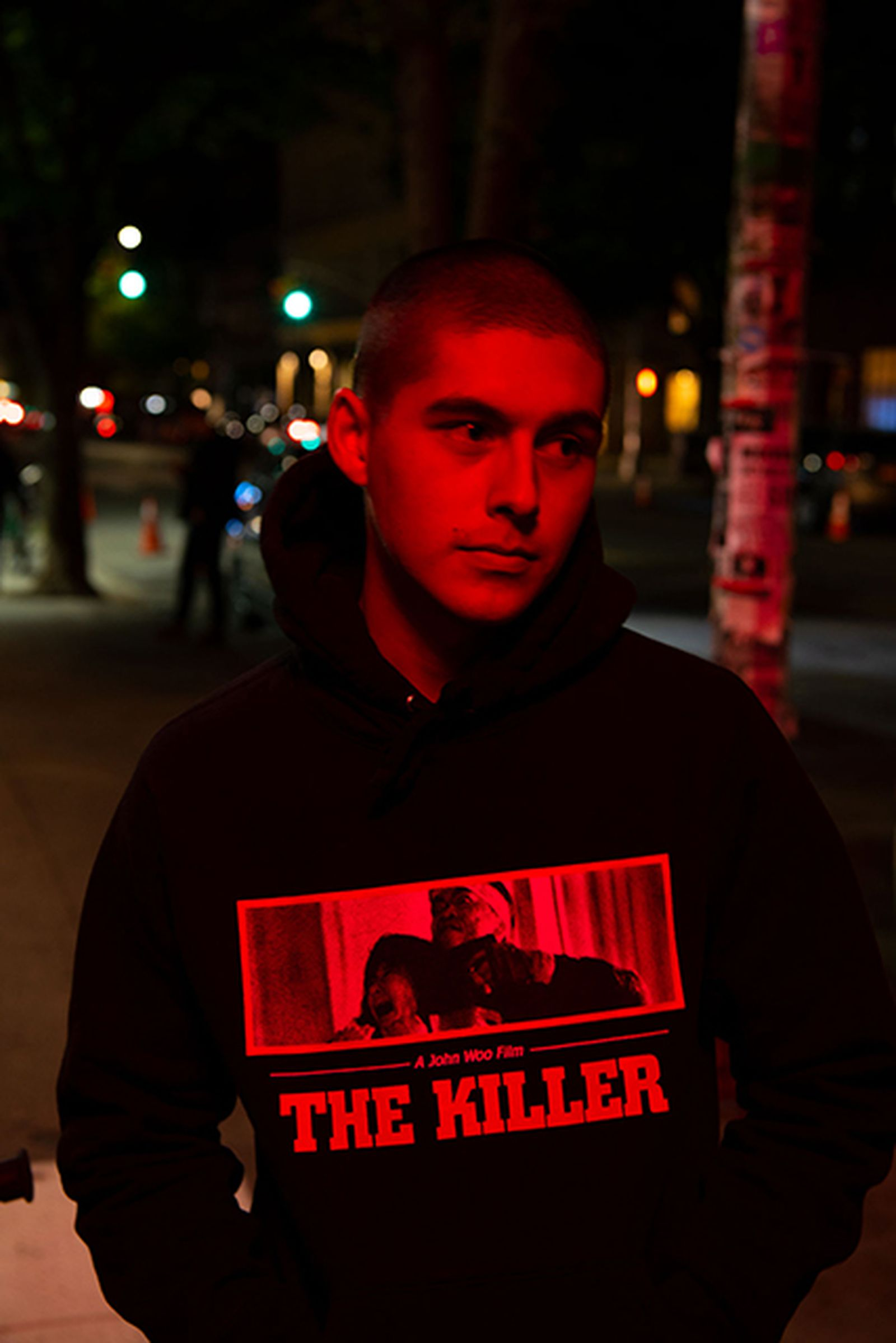 supreme john woo collection fw18 The Killer