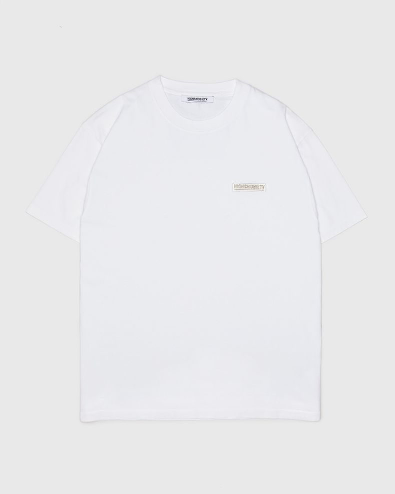 Highsnobiety Staples - T-Shirt White