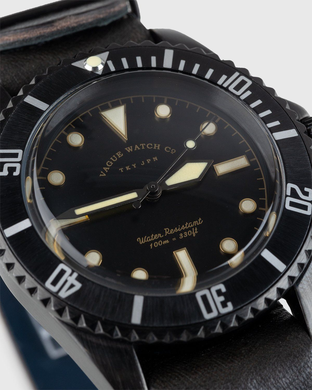 Vague Watch Co. – Submariner Black - Image 2