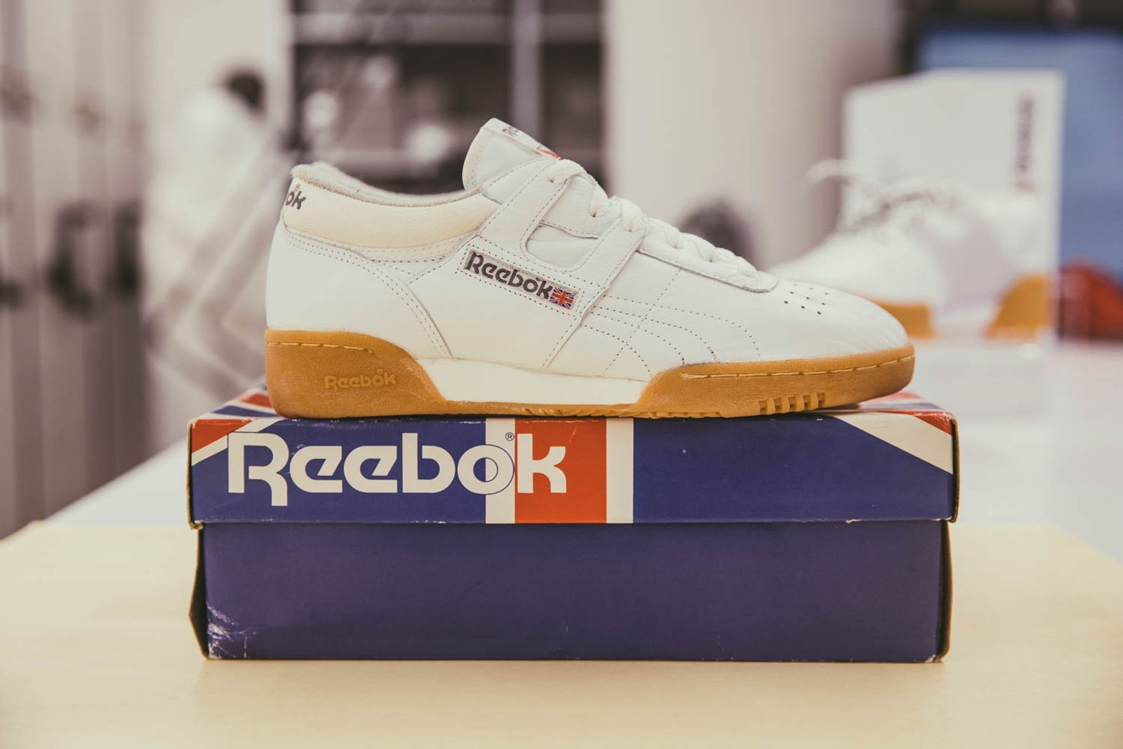 reebok workout history new orleans