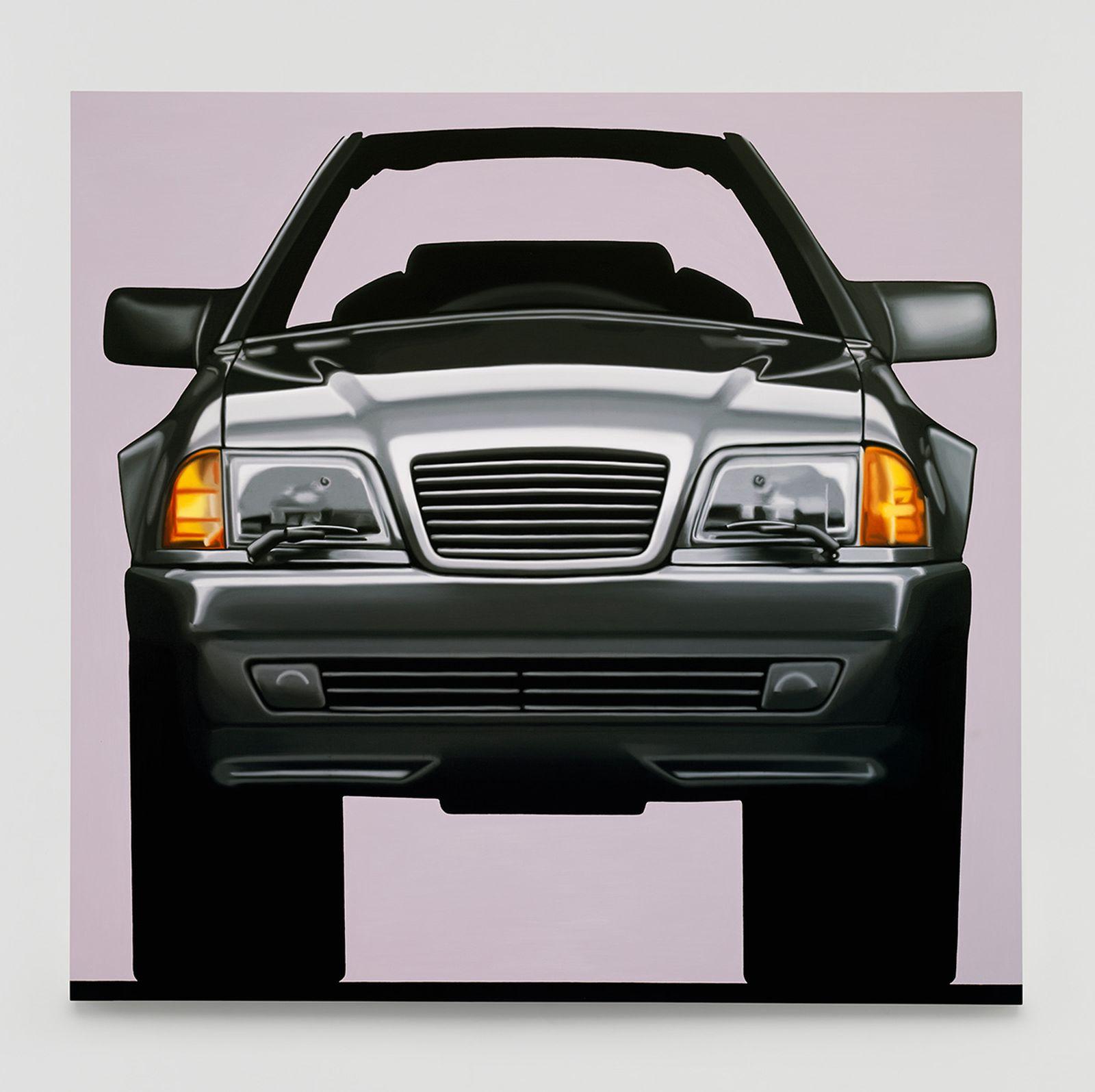 500 SL #1, 1992