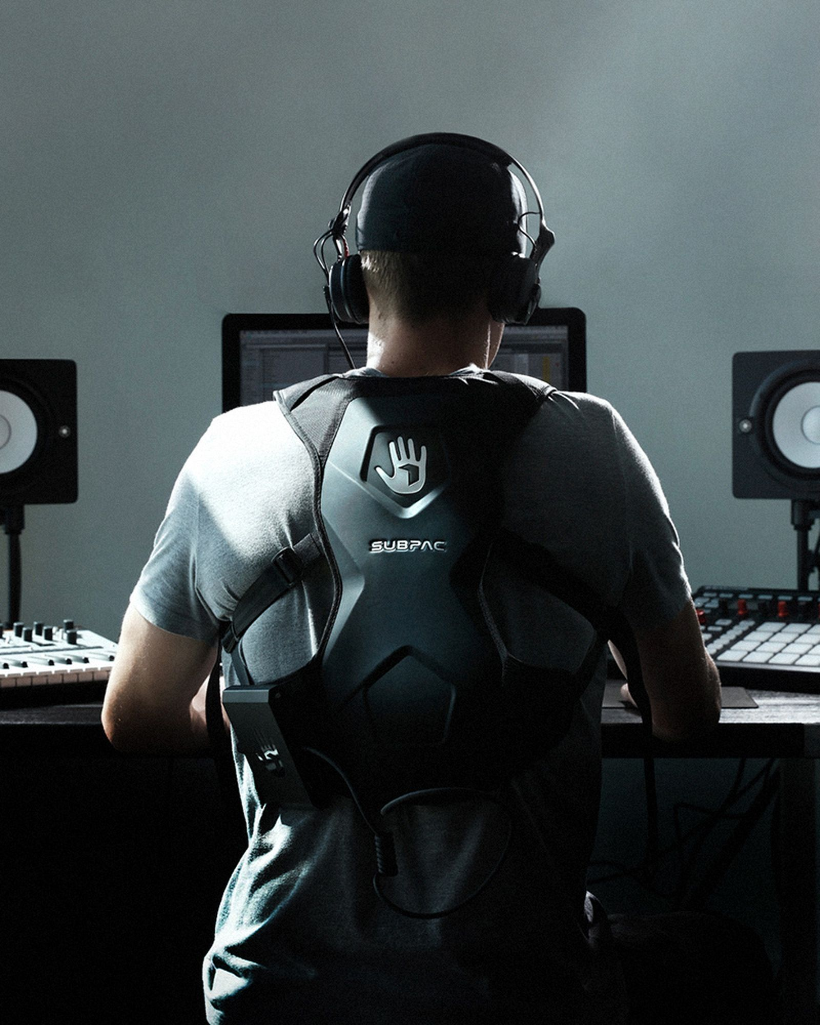 technology finally making life adaptable musicians disabilities SubPac alius attitude is everything