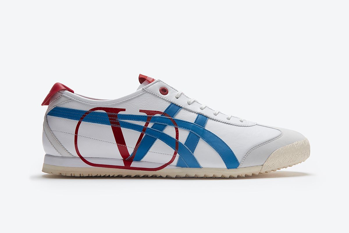 Onitsuka Tiger Updates a Certified Retro-Inspired Classic with a Splash of Italian Luxury 10