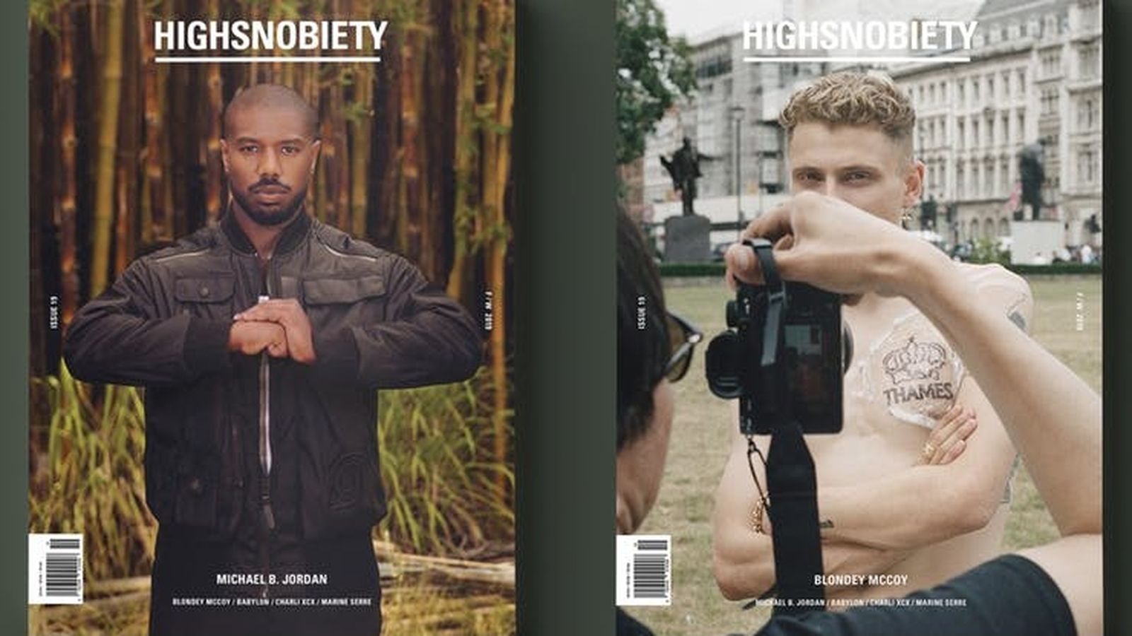 HIGHSNOBIETY MAGAZINE - ISSUE 19 - campaign