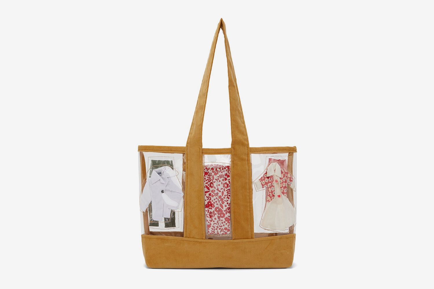 Vinyl Doll Clothes Tote