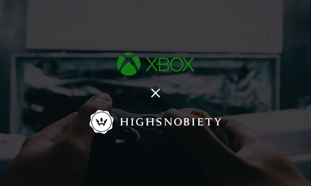 Xbox & Highsnobiety to Launch Live-Streaming Gaming Show