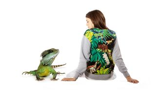 LC23 Italian-made Tropical Sweatshirts