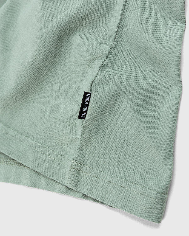 Noon Goons – Co-Ed T-Shirt Green - Image 4