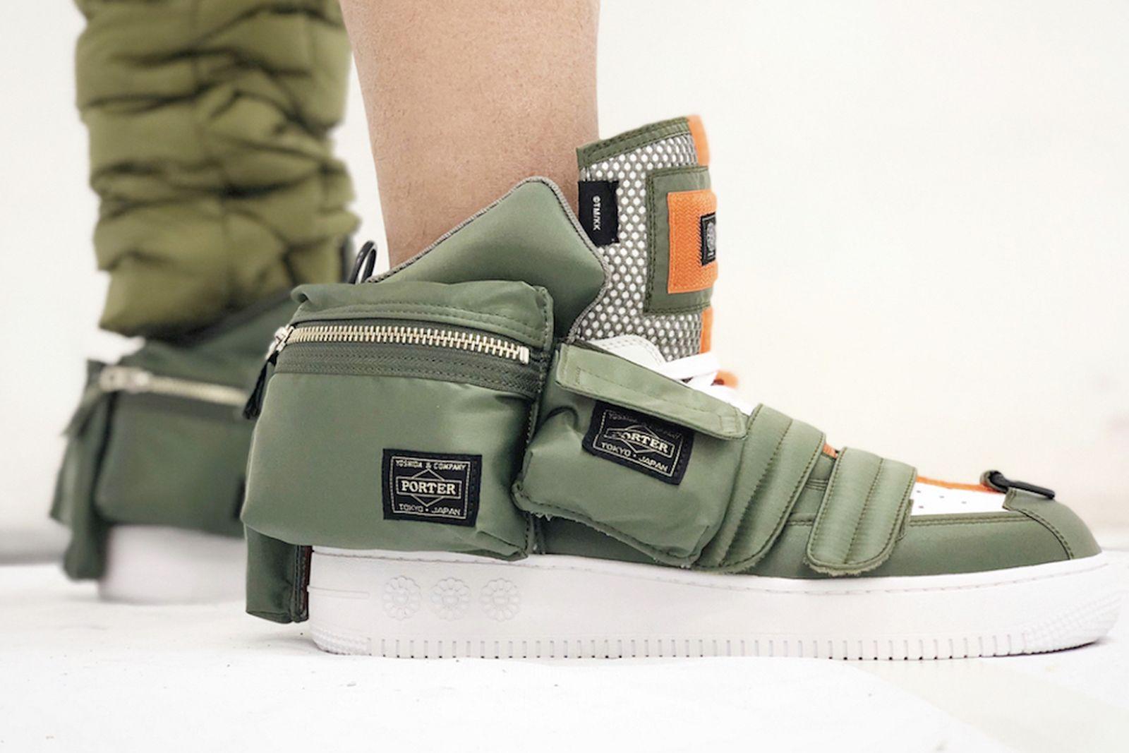 takashi murakami porter kaikai kiki sneaker release date price info