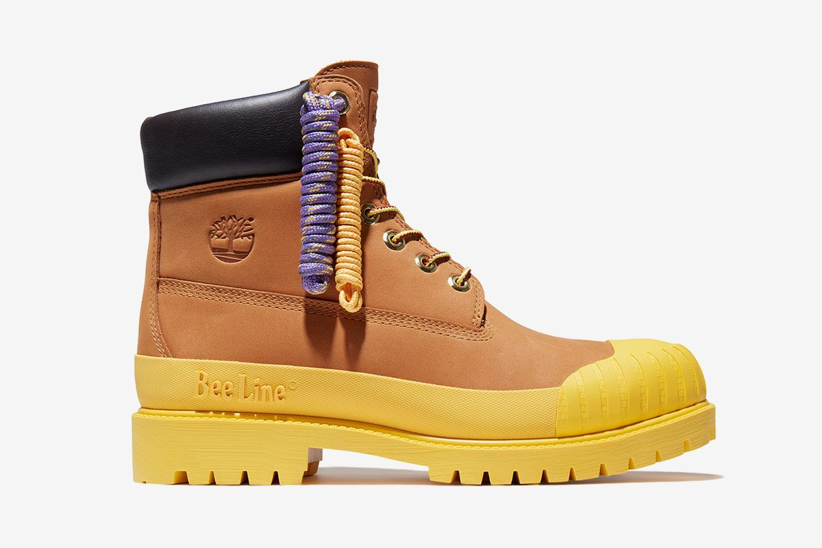 Bee Line Reworks Timberland's Iconic 6-Inch Boot 17