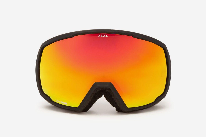 Nomad ski goggles