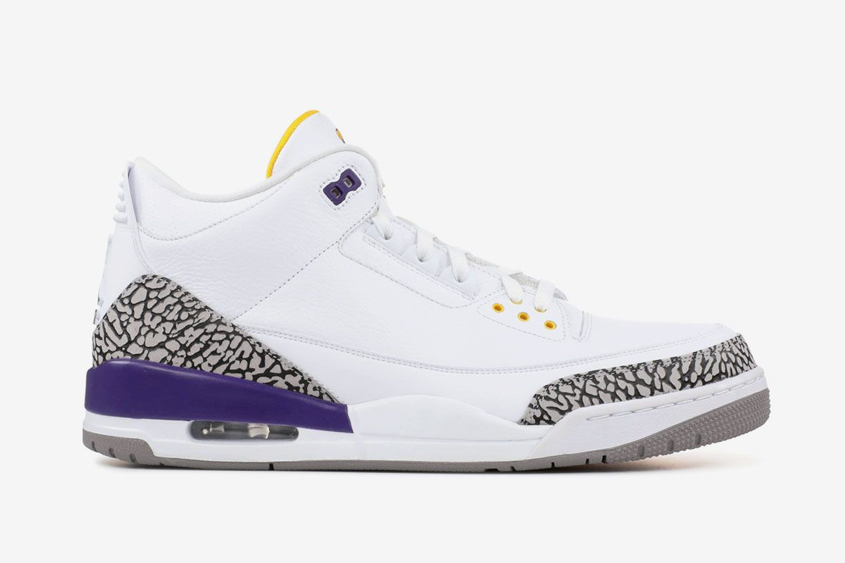 the latest 78d8d c8918 Air Jordan 3  A Beginner s Guide to Every Release