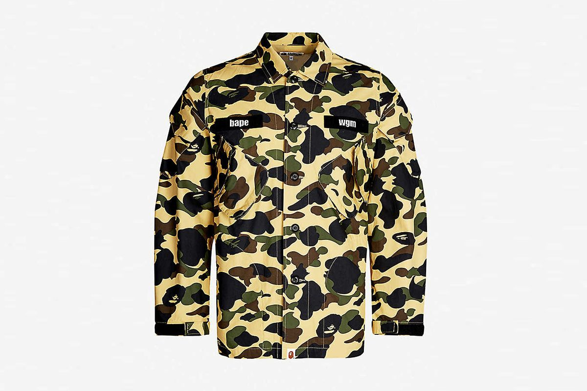 1st Camouflage Tactical Military Shirt