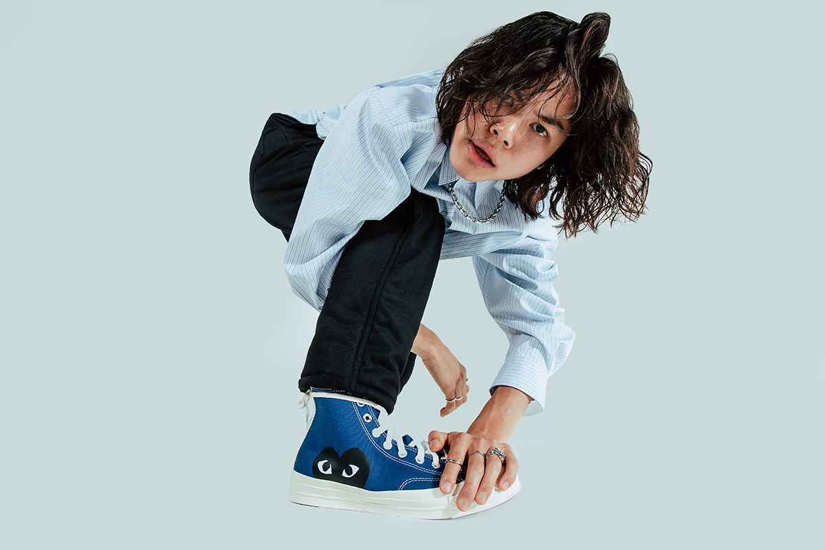 CdG PLAY Is Dropping Some New Chucks We Actually Want to Wear 35