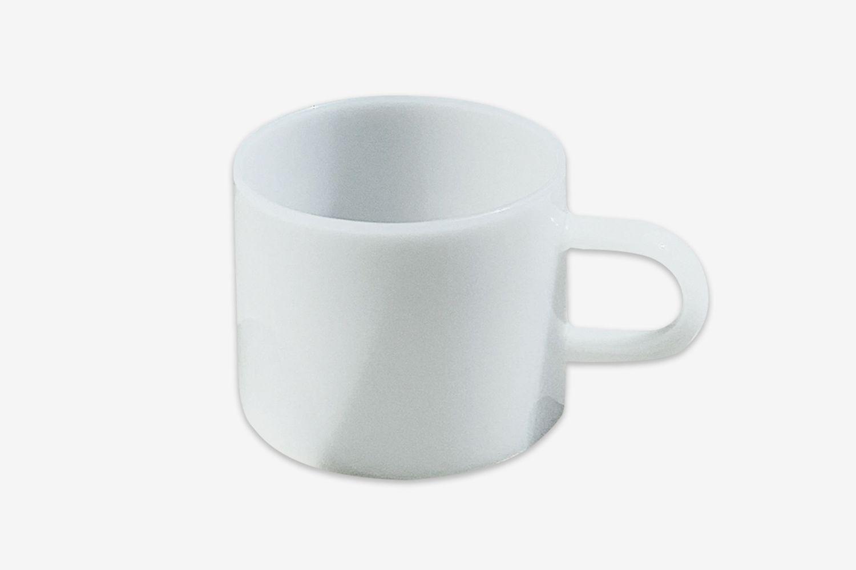 Lotta White Jade Coffee/Tea Cup