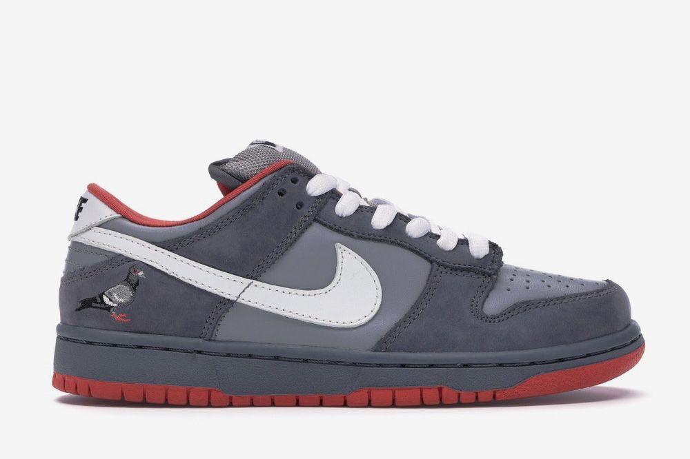 Nike SB Dunk Low NYC Pigeon