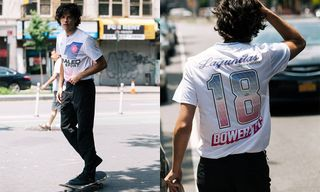 Grailed Launches Their Own Bowery Football Club Kits