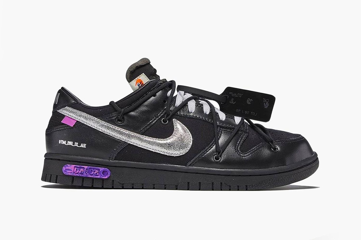 Off-White™ Dunk Low Lot 50