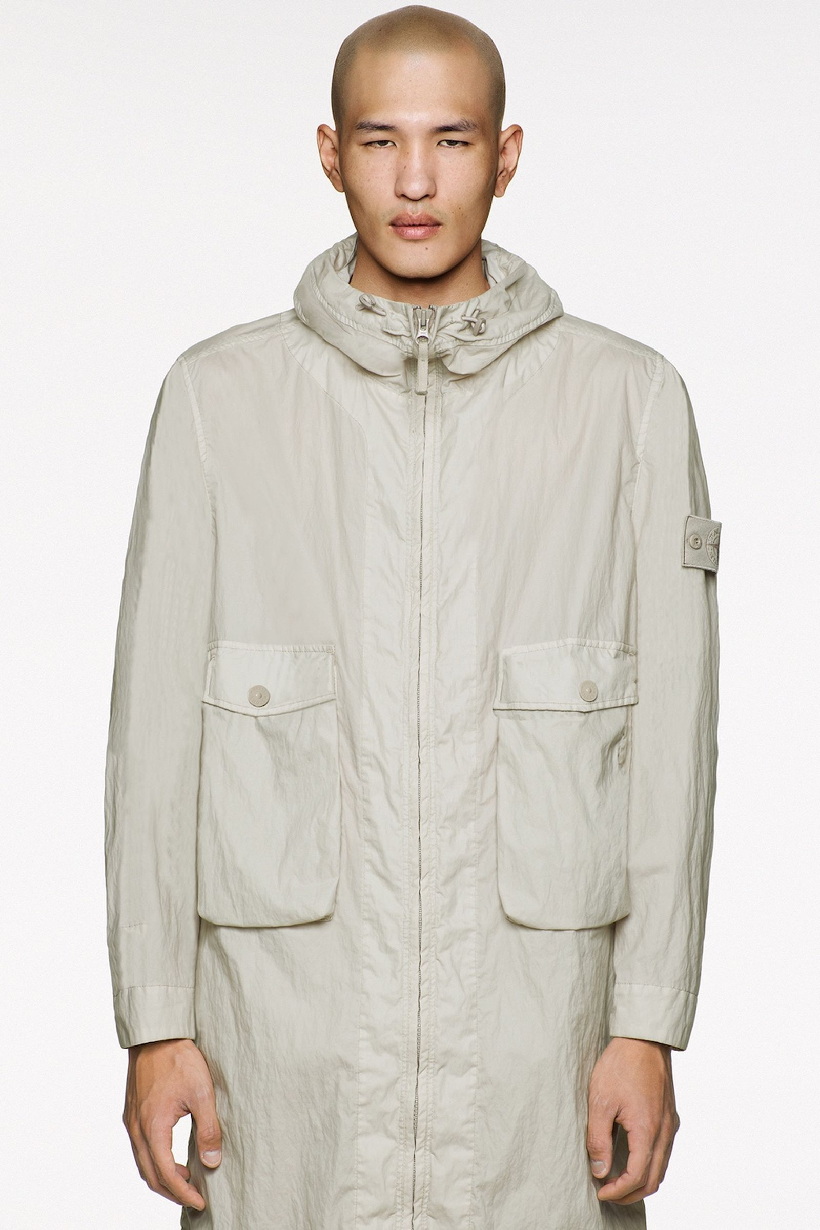stone island ss19 ghost pieces