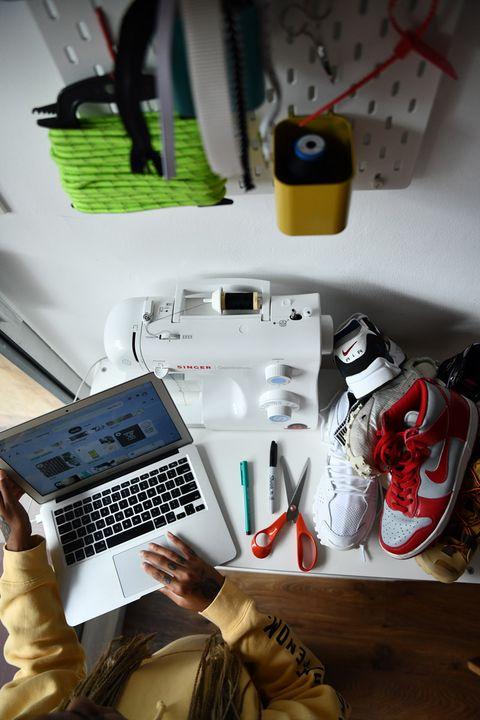 Asha Harper Is the Coolest Sneaker Designer You'll Ever Meet 27
