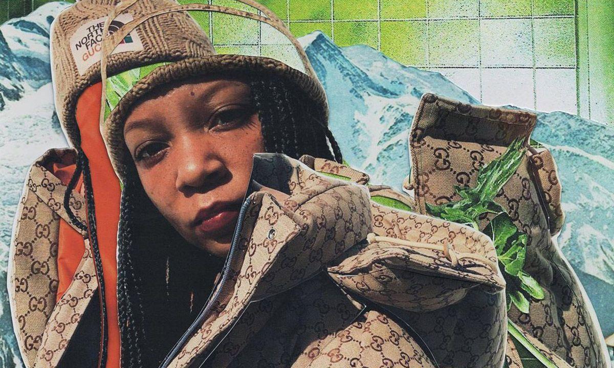 Gucci x TNF Invites the Art World to Reconsider Itself