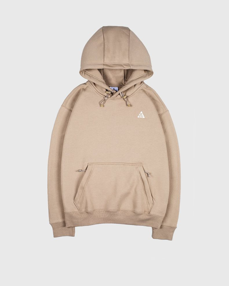 Nike  ACG — M NRG ACG Hoodie Khaki Summer White