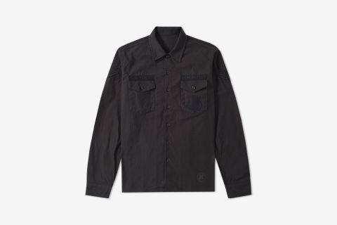 Back Logo Utility Shirt