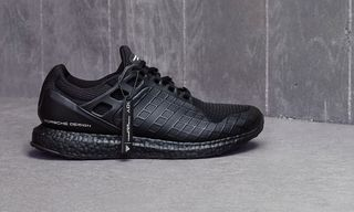 adidas and Porsche Design Sport are Dropping an All-Black Ultra Boost Next Week