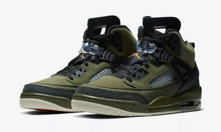 competitive price c2bfa 4884a Nike Drops the Air Jordan Spizike in   8220 Undefeated  8221 -