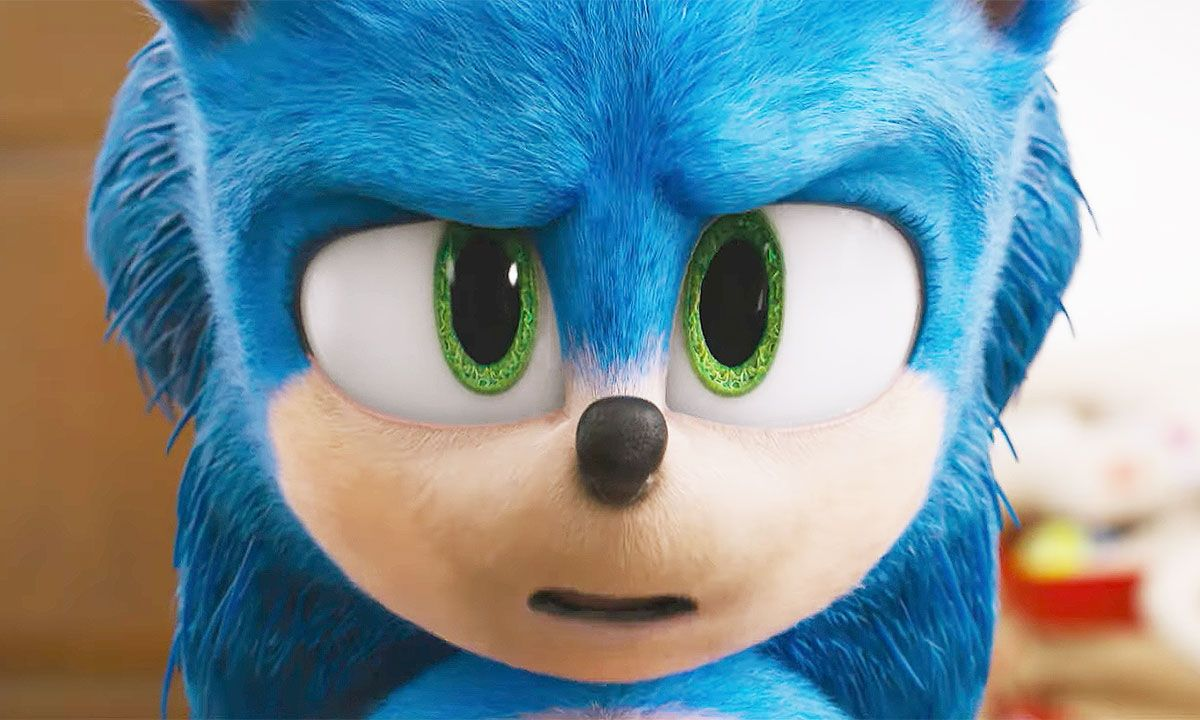New Sonic The Hedgehog Gets Rid Of Sonic S Creepy Teeth