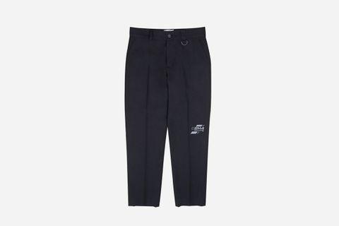 """FM-2030"" Company Logo Tailor Trousers"