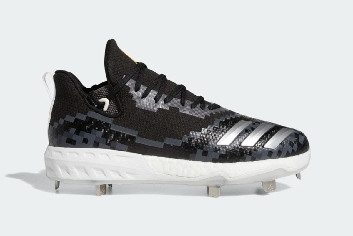 adidas Created a Snapchat Game to Release 8-BIT-Themed Baseball Cleats 5