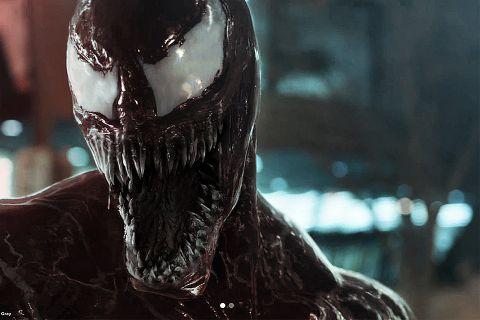 tom hardy venom trilogy