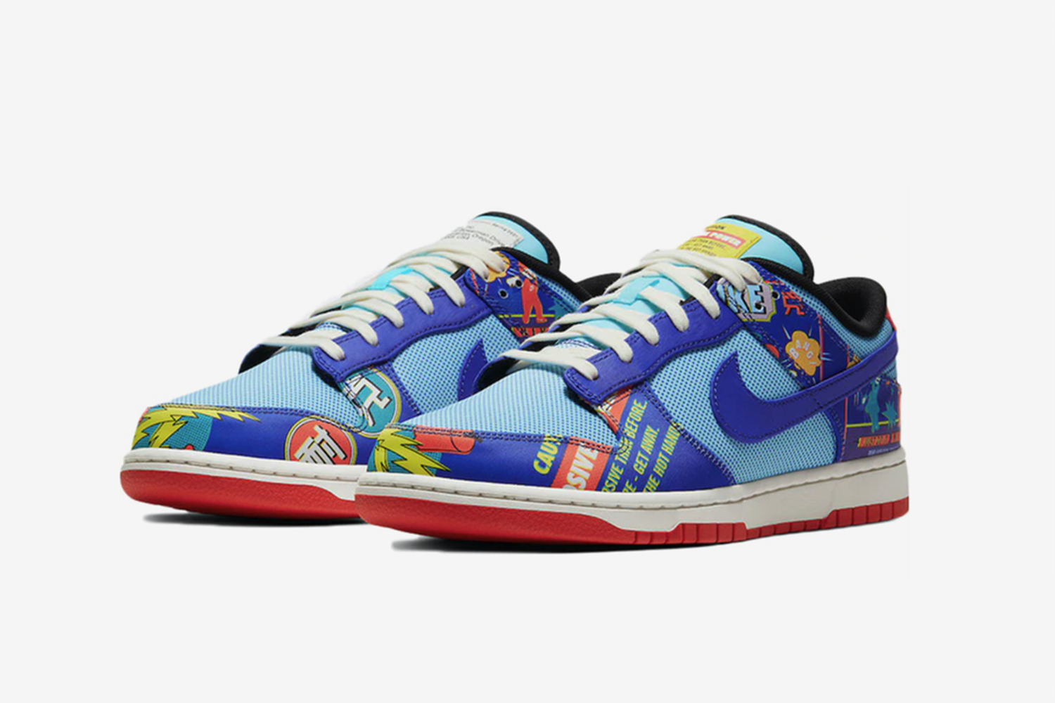 Dunk Low Chinese New Year Firecracker 2021
