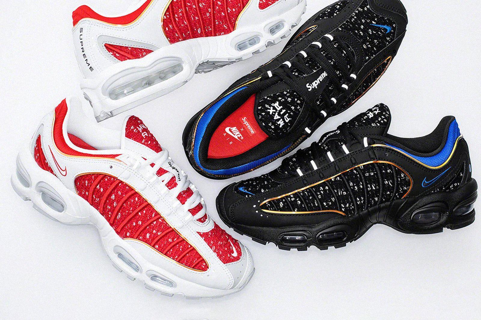 supreme main Nike comme des garcons