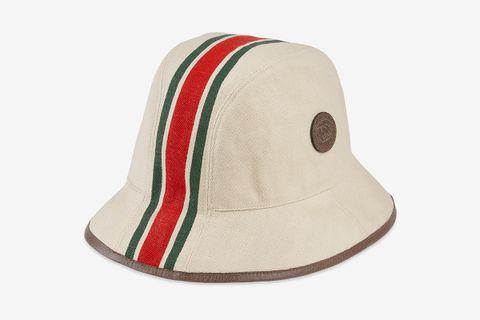 Canvas Fedora Hat