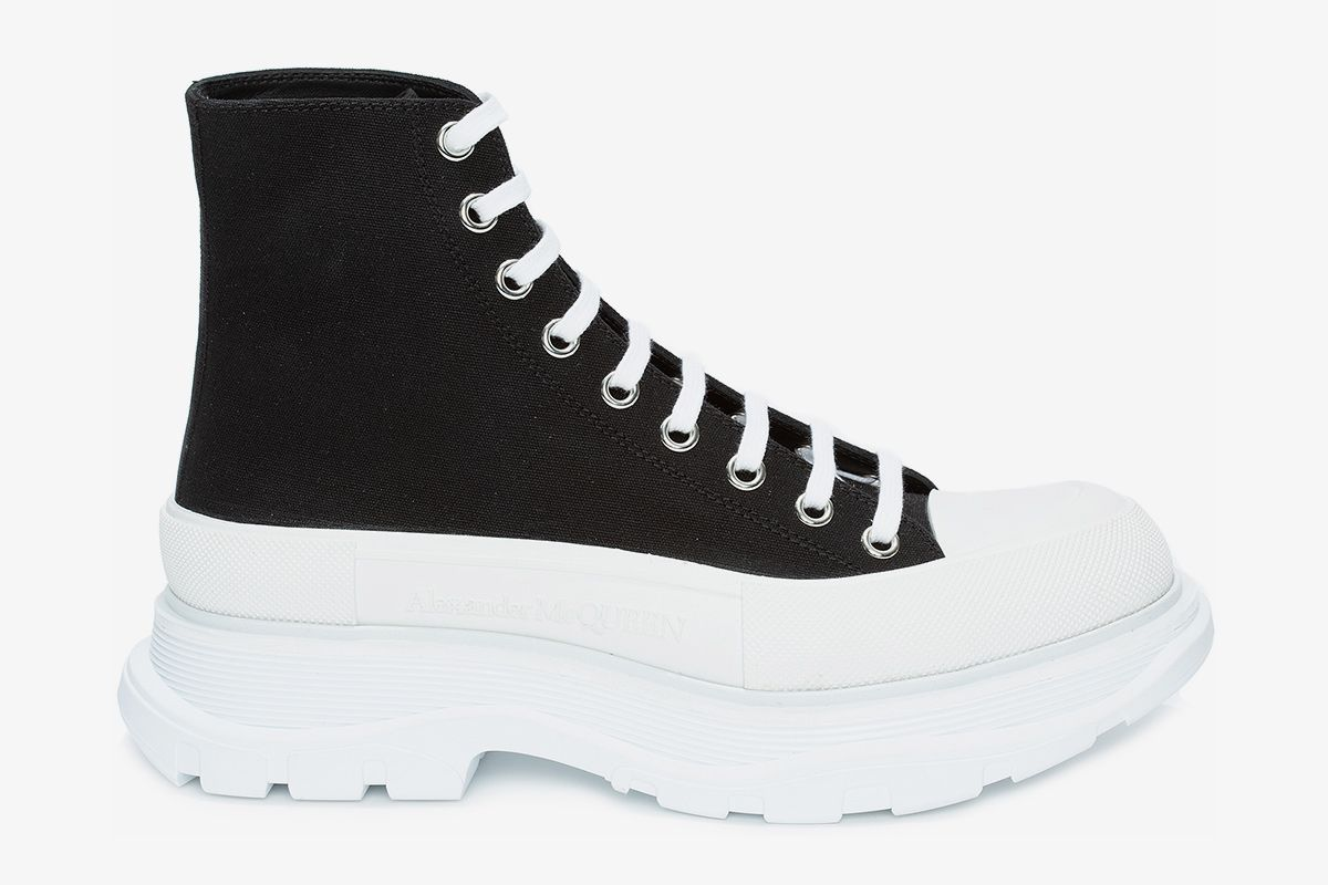 Alexander McQueen's $690 Tread Slick Is Business at the Top, Party on the Bottom 11