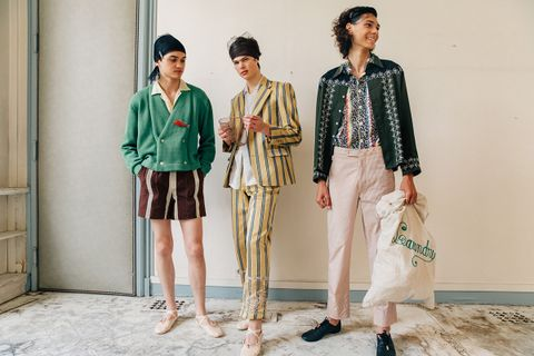 Get To Know This Year S Cfda Menswear Award Nominees